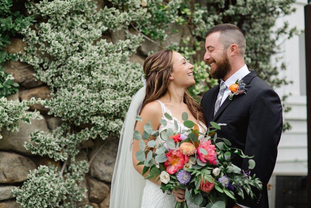 A summer Pennsylvania wedding at Silver Birches