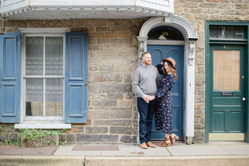 Downtown Jim Thorpe Engagement Session_0002.jpg