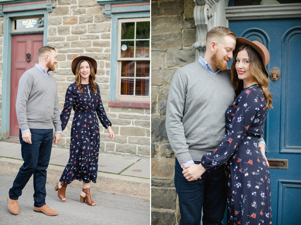 Downtown Jim Thorpe Engagement Session_0003.jpg