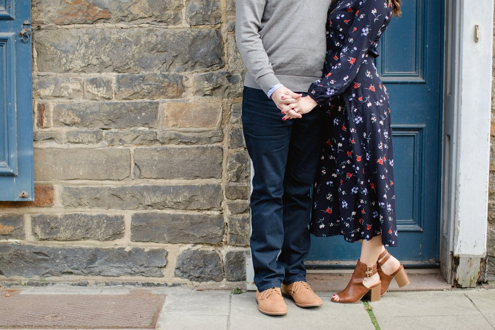 Downtown Jim Thorpe Engagement Session_0005.jpg