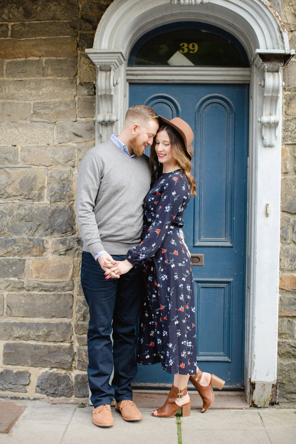 Downtown Jim Thorpe Engagement Session_0004.jpg