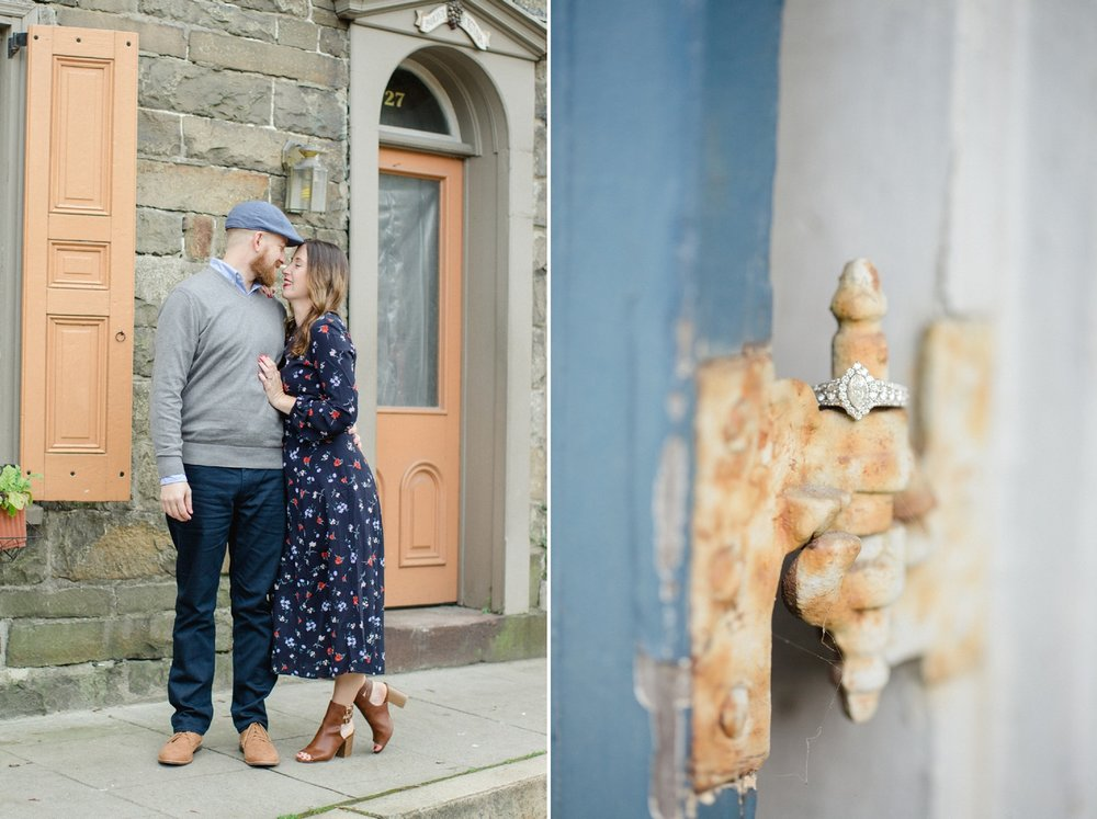 Downtown Jim Thorpe Engagement Session_0007.jpg