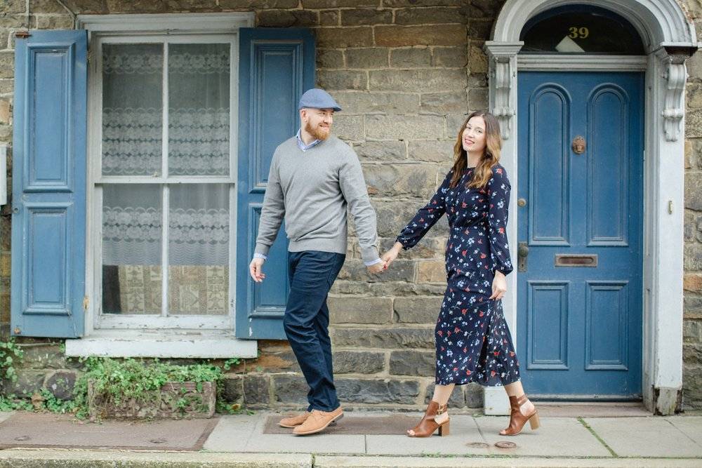 Downtown Jim Thorpe Engagement Session_0008.jpg