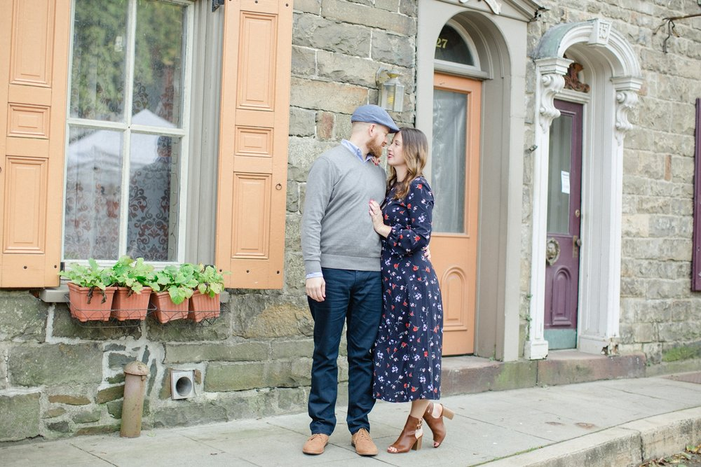 Downtown Jim Thorpe Engagement Session_0009.jpg