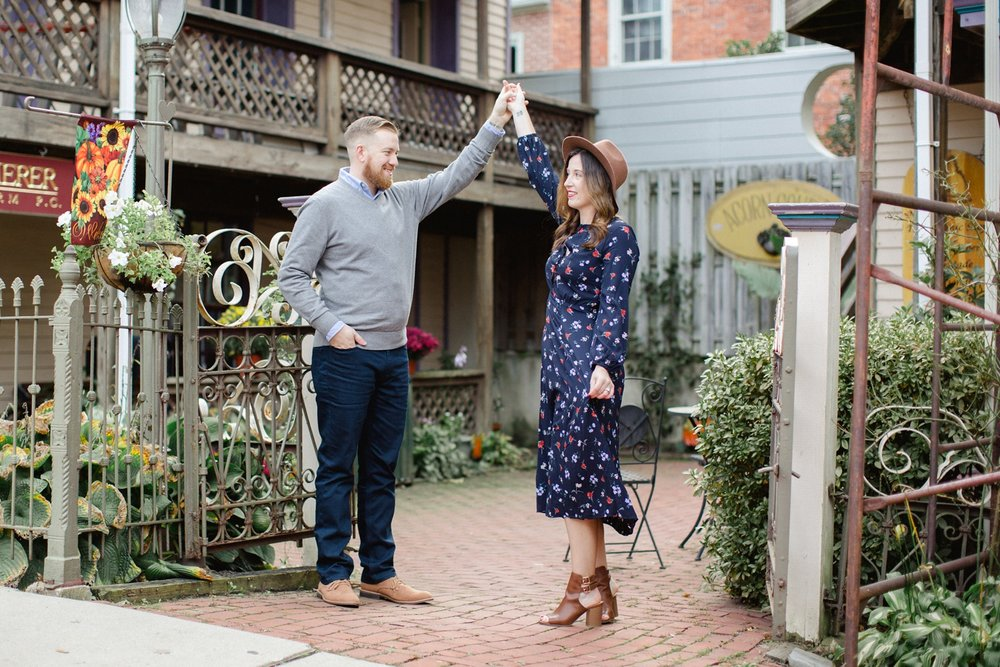 Downtown Jim Thorpe Engagement Session_0013.jpg