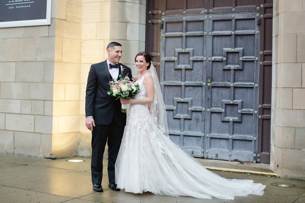 Scranton Cultural Center Wedding Photos