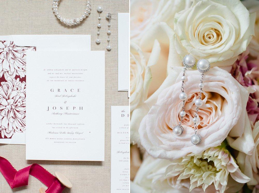 Grace + Joe | Romantic Fall Scranton Cultural Center Wedding_0004.jpg