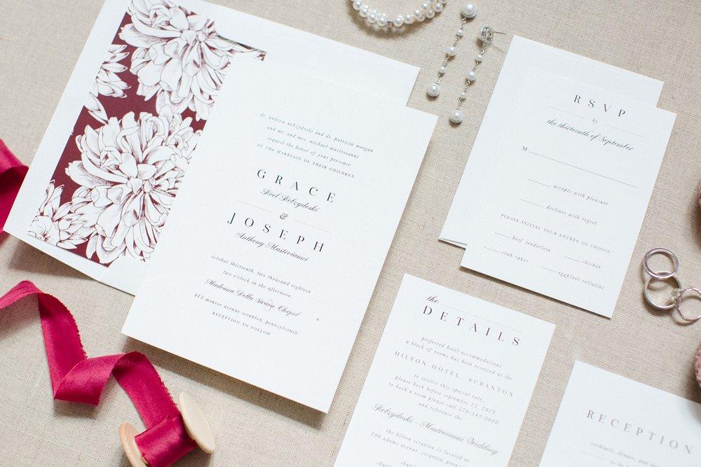 Grace + Joe | Romantic Fall Scranton Cultural Center Wedding_0005.jpg
