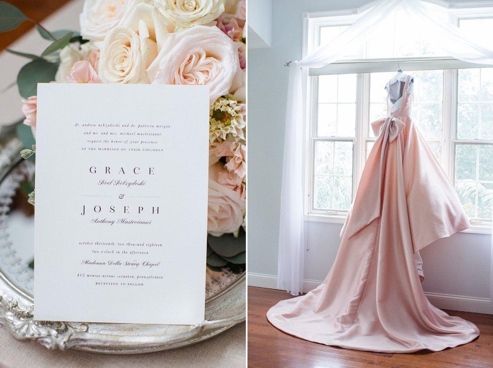 Grace + Joe | Romantic Fall Scranton Cultural Center Wedding_0008.jpg