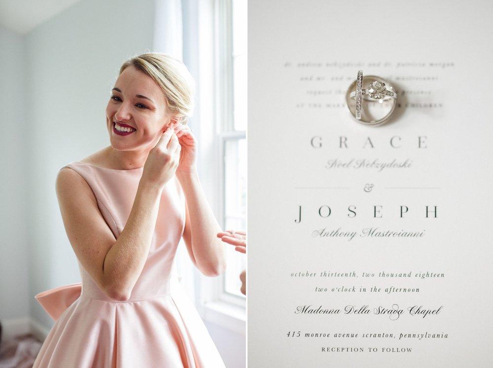 Grace + Joe | Romantic Fall Scranton Cultural Center Wedding_0015.jpg
