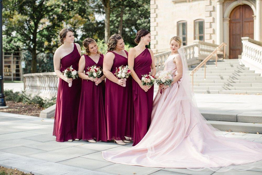 Grace + Joe | Romantic Fall Scranton Cultural Center Wedding_0039.jpg