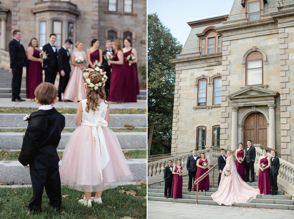 Grace + Joe | Romantic Fall Scranton Cultural Center Wedding_0058.jpg