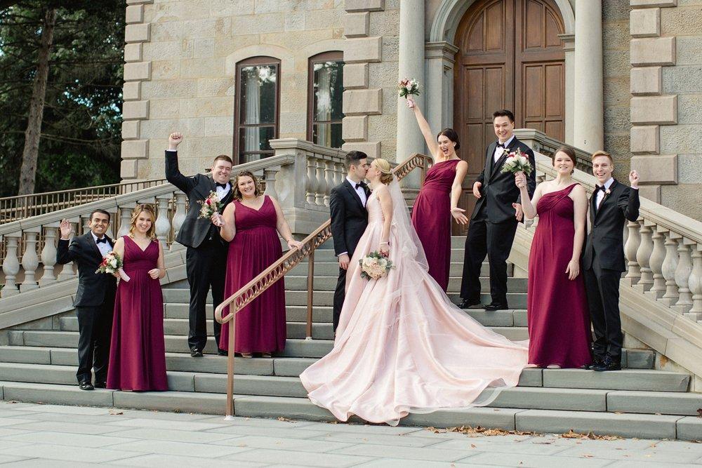 Grace + Joe | Romantic Fall Scranton Cultural Center Wedding_0062.jpg