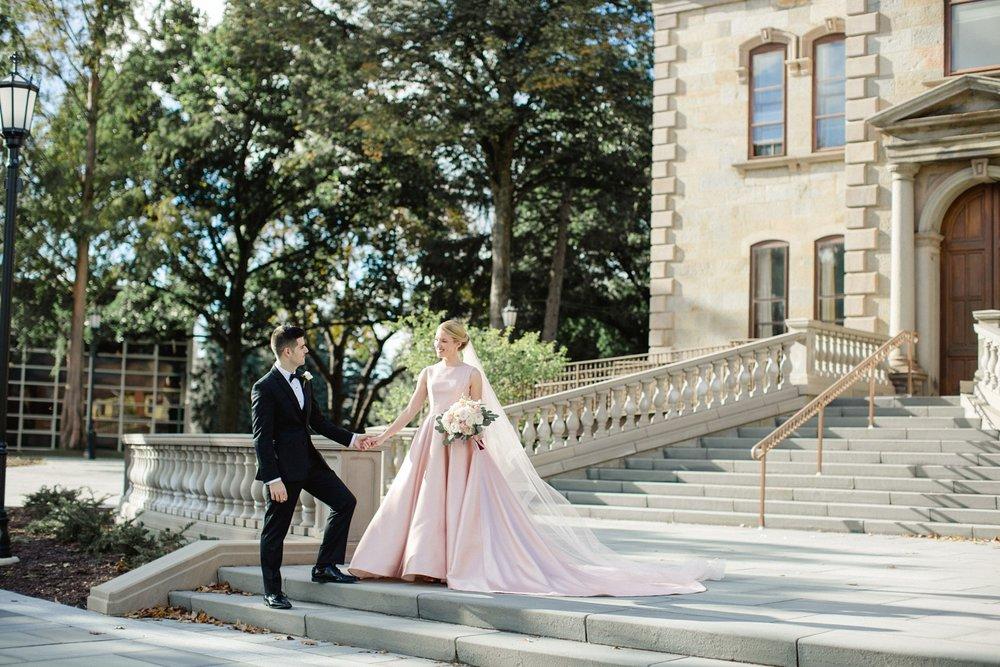 Grace + Joe | Romantic Fall Scranton Cultural Center Wedding_0082.jpg