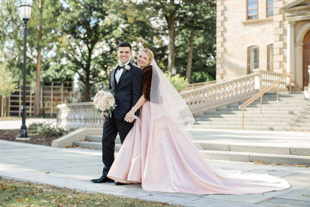 Grace + Joe | Romantic Fall Scranton Cultural Center Wedding_0092.jpg
