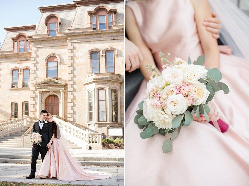 Grace + Joe | Romantic Fall Scranton Cultural Center Wedding_0093.jpg