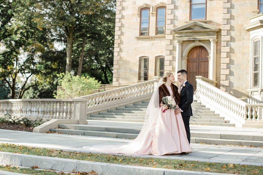 Grace + Joe | Romantic Fall Scranton Cultural Center Wedding_0100.jpg