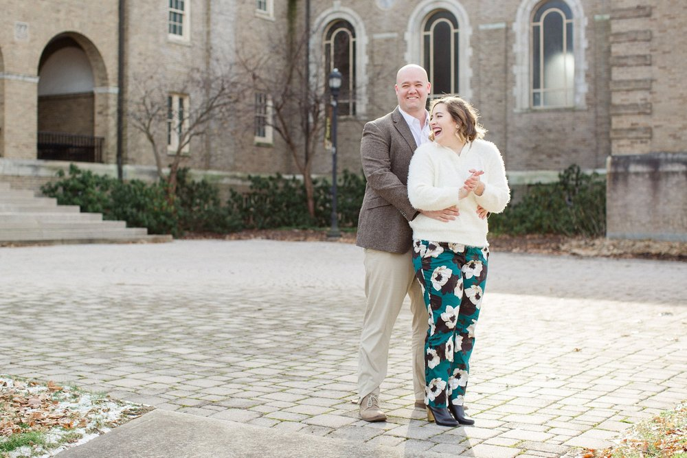 Clarks Summit PA Engagement Session Anniversary Photos