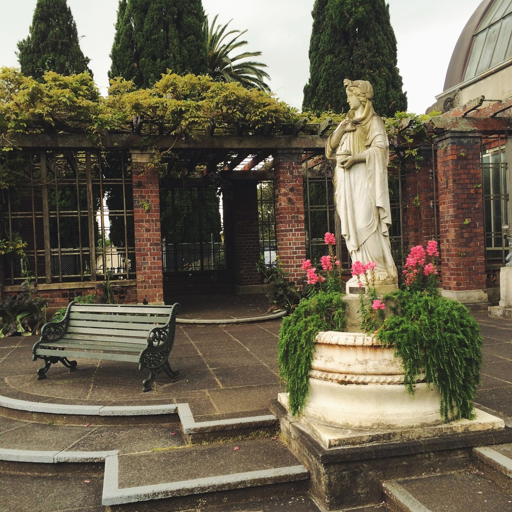 Auckland Domain, Wintergarden