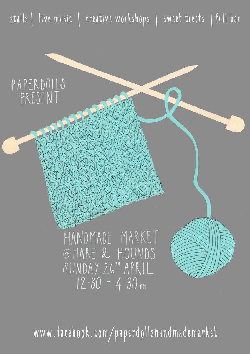 Paperdolls handmade market