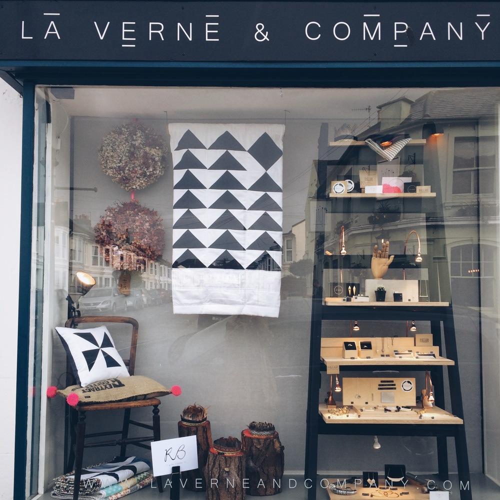 RB Quilts & Textiles | La Verne & Company