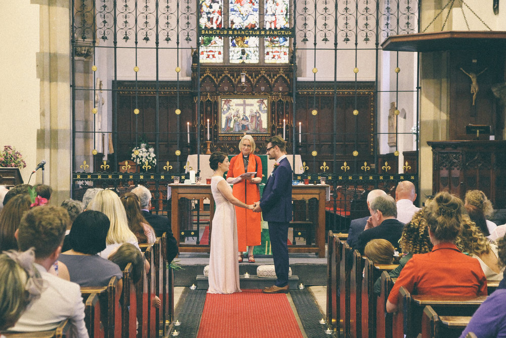 Lee & Jess' Wedding | carolyn carter