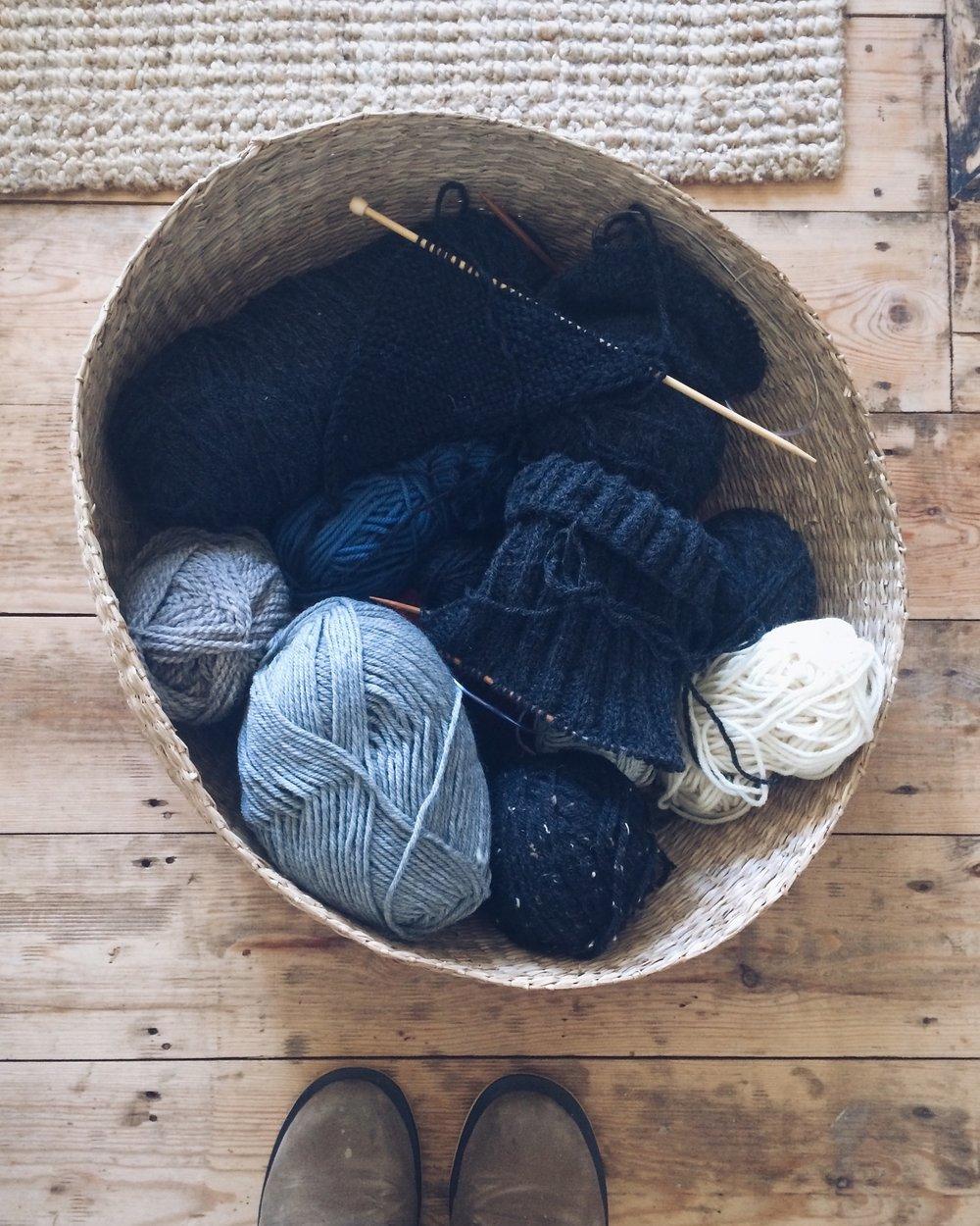 carolyn carter blog - wool week