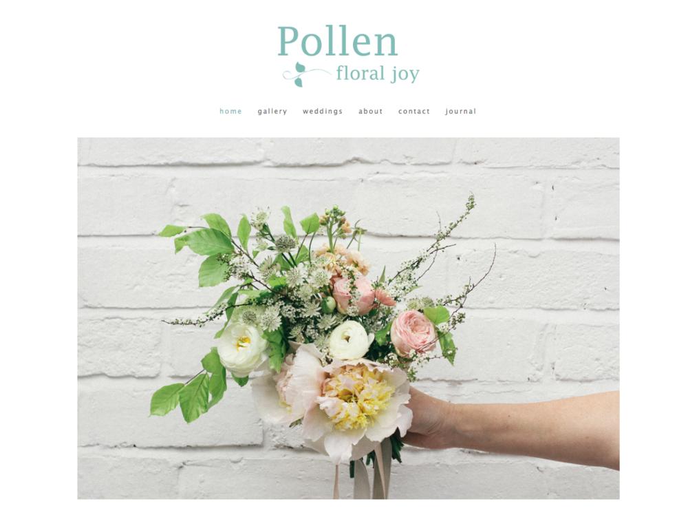 Pollen Floral Joy