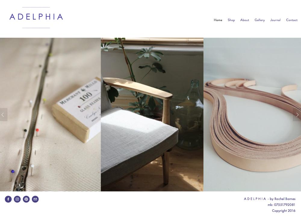 Adelphia by Rachel Barnes