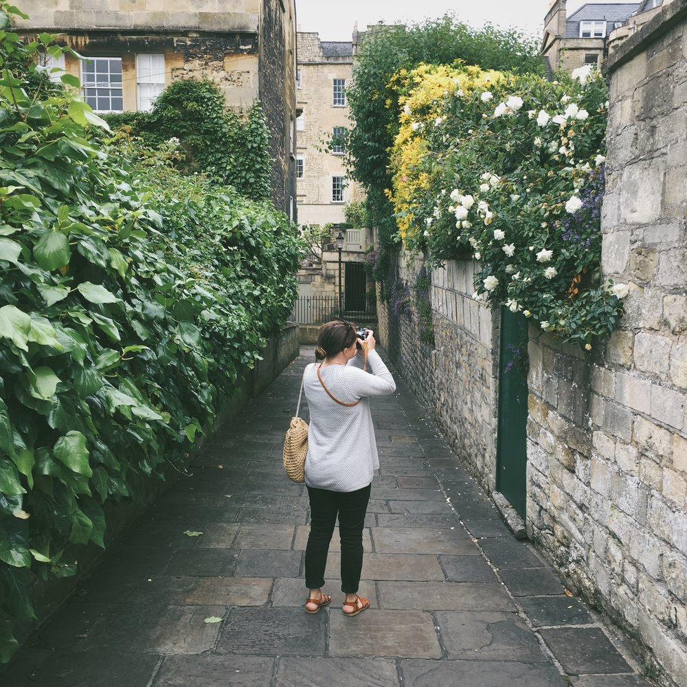 Weekend in Bath | Carolyn Carter blog