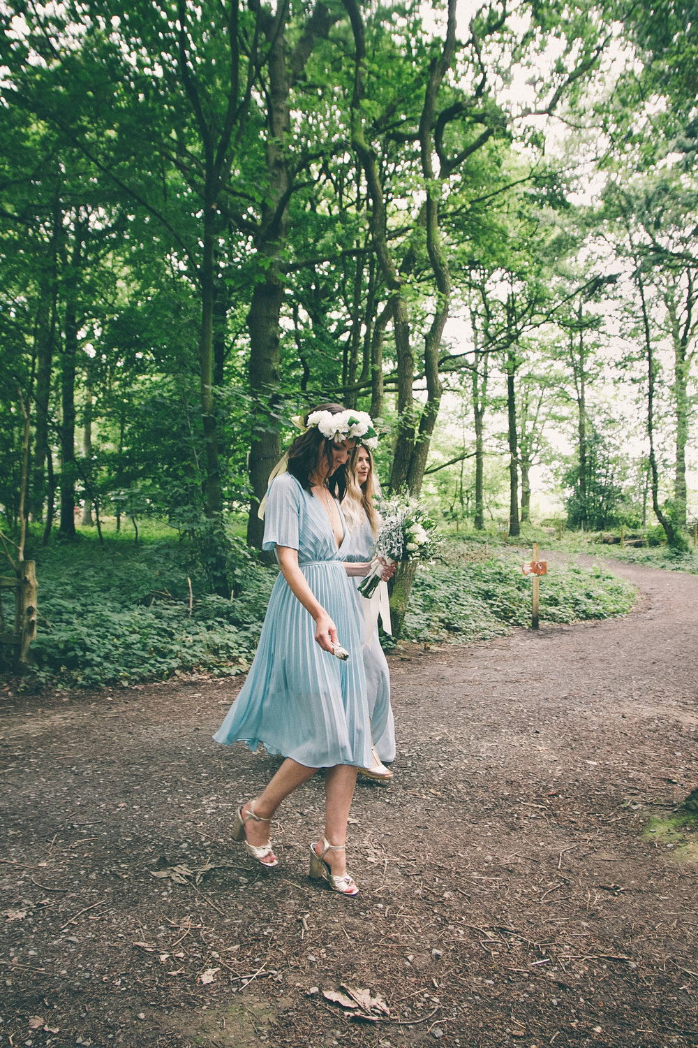 Magical Forest Wedding - Carolyn Carter photography