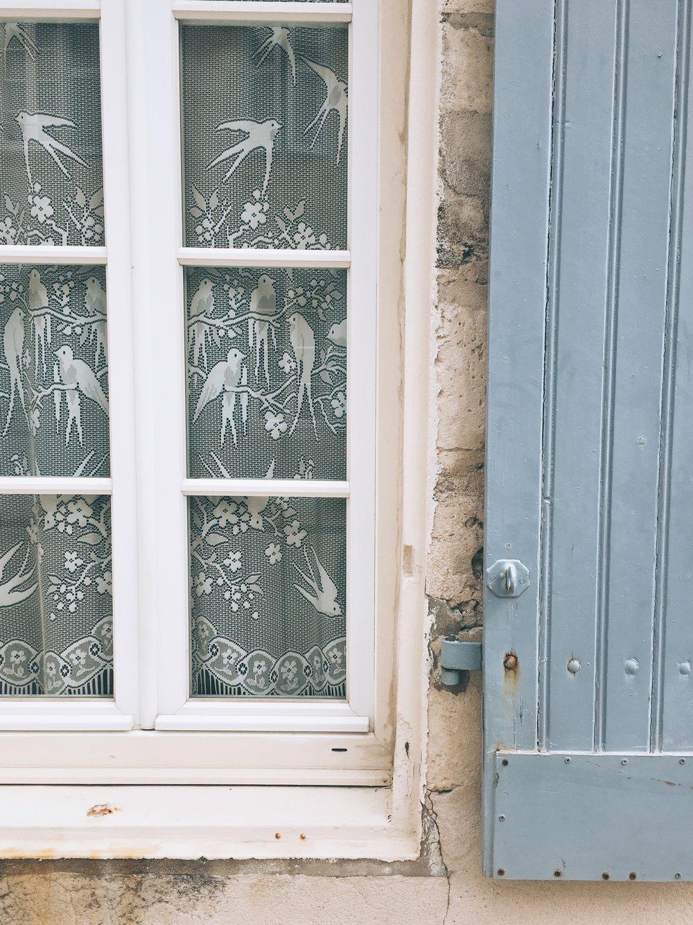 Vacances françaises - Carolyn Carter blog