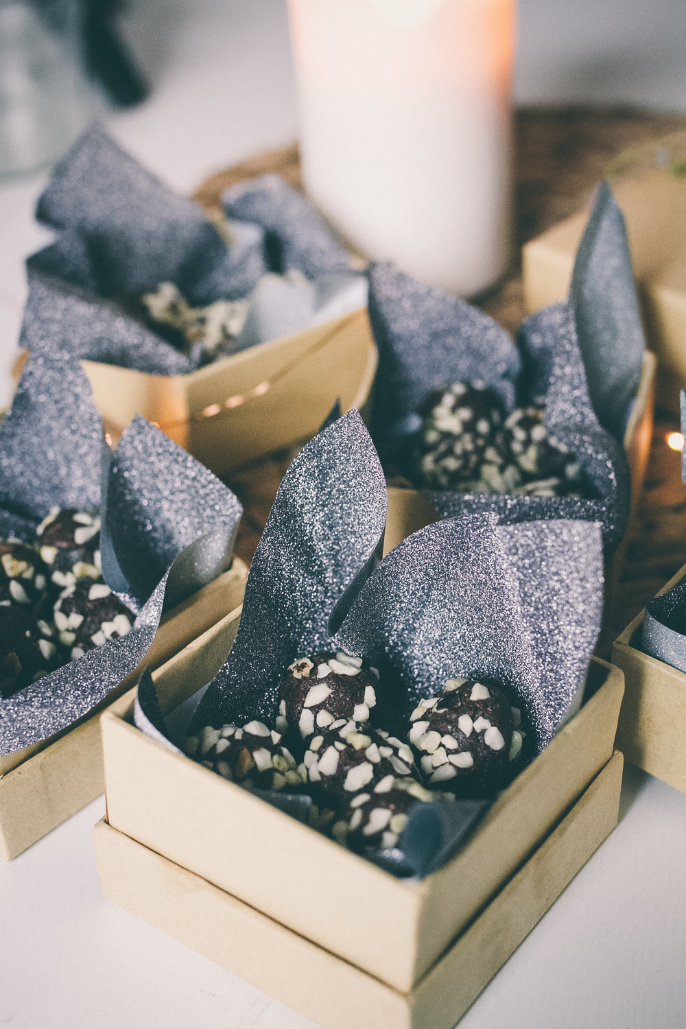 Christmas truffles - Carolyn Carter blog