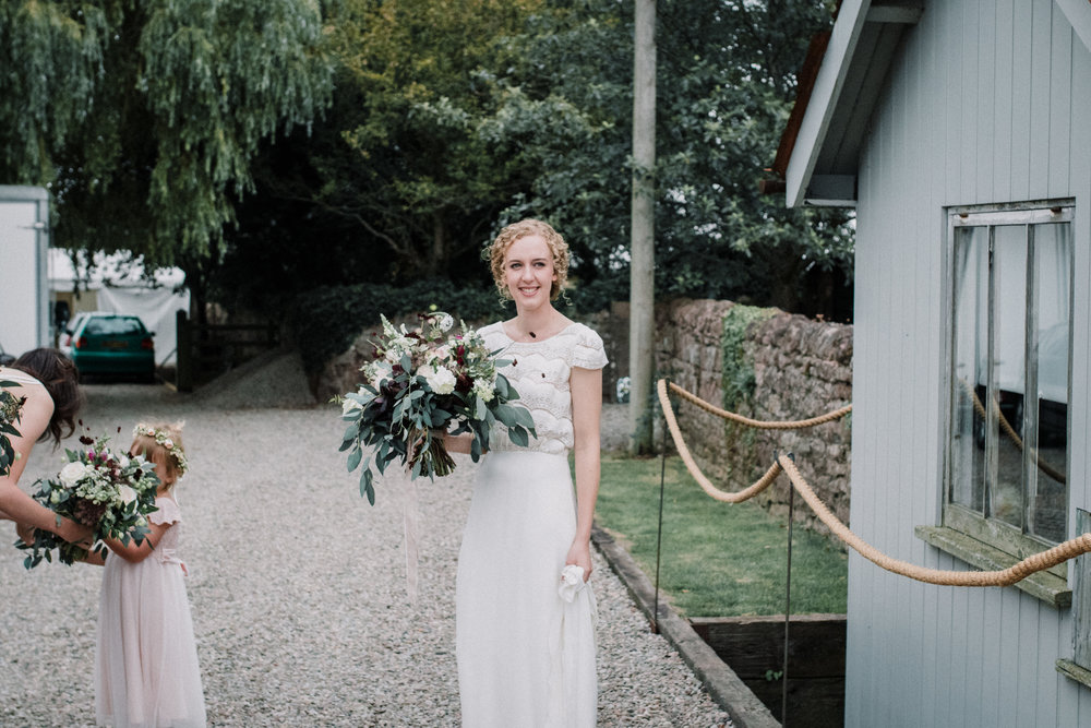 Ben & Cathryn Bailey - Wedding Photography by Carolyn Carter