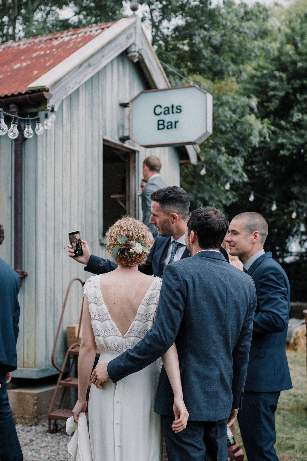 Cathryn & Ben Bailey - Wedding Photography by Carolyn Carter