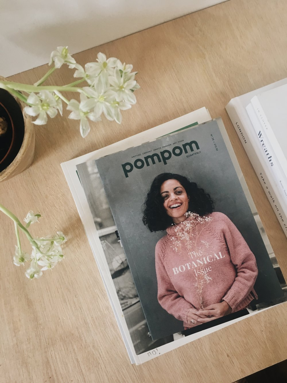 Pom Pom Magazine - Spring 2019 issue - Carolyn Carter Photography