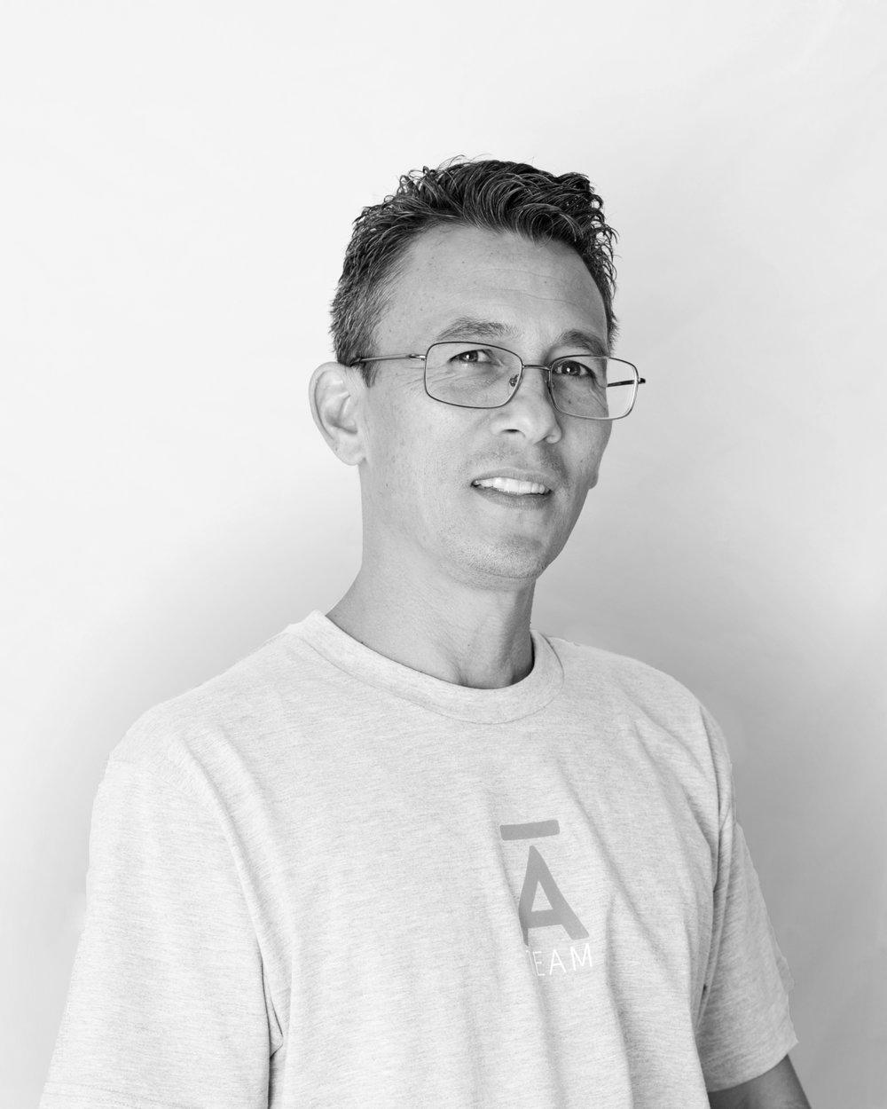 Daniel Fukumoto: Facility/Technical Designer