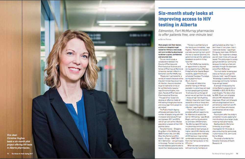 Mortar and Pestle Mag-Univ. of Alberta Pharmacy