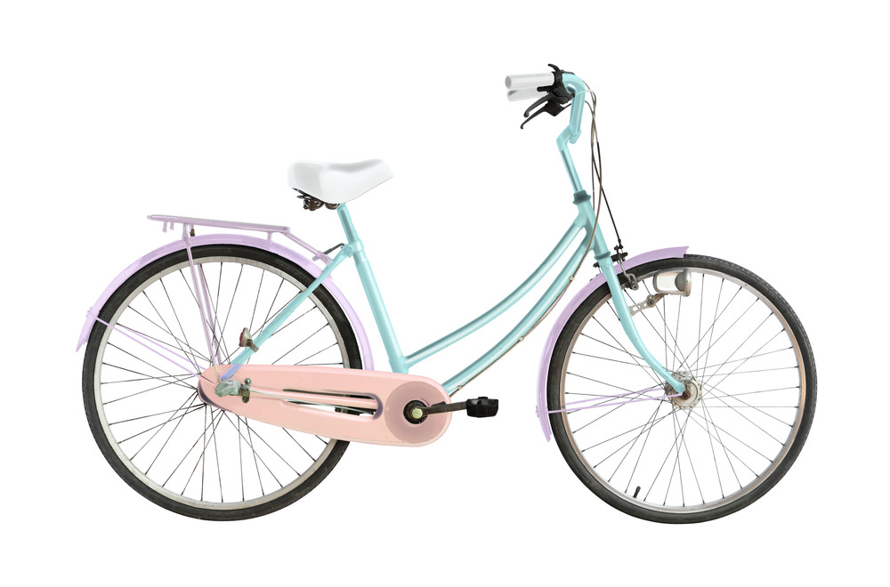 Pastel Bicycle for Sale