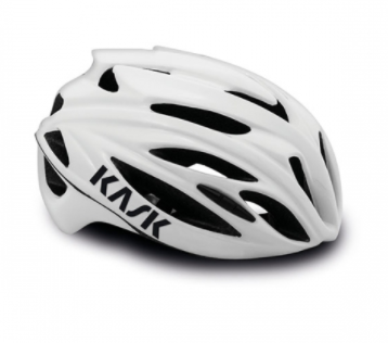 KASK RAPIDO WHITE                                  AED 357