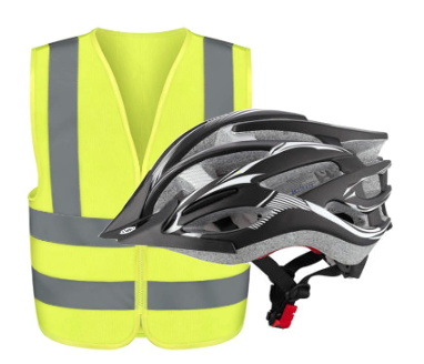 VEST + HELMET  AED90   CLICK TO BUY