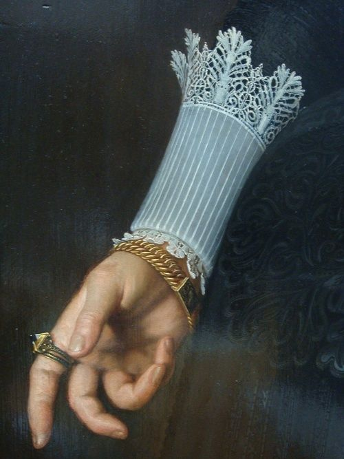 Portrait of a Woman Aged 34 Years (detail), Nicolaes Eliaszoon Pickenoy, 1634.jpg
