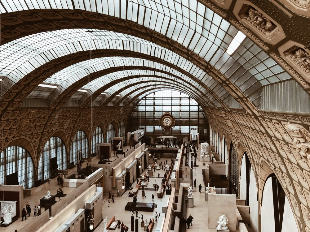 """To Do / Faire - The Louvre, Champs Elysees & Eiffel Tower might be a total """"Duh"""" on your To-Do list, so here are some other notable attractions you may or may not know about:Musee d'Orsay - This beautiful museum, previously Gare d'Orsay a Beaux-Arts railway station built between 1898 and 1900, now houses a staggering collection of Impressionist art, as well as other items created between 1848 and 1914."""