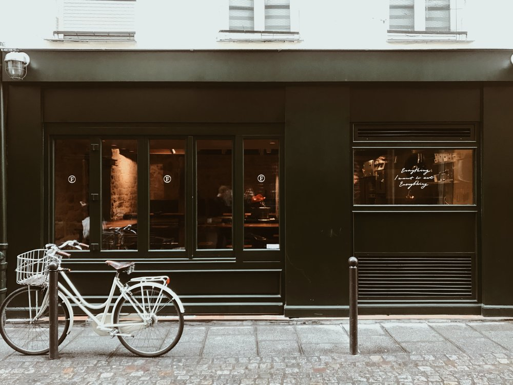 to eat / manger - This city has some incredible dining experiences and not all of them are expensive. Here are some of my current craves: