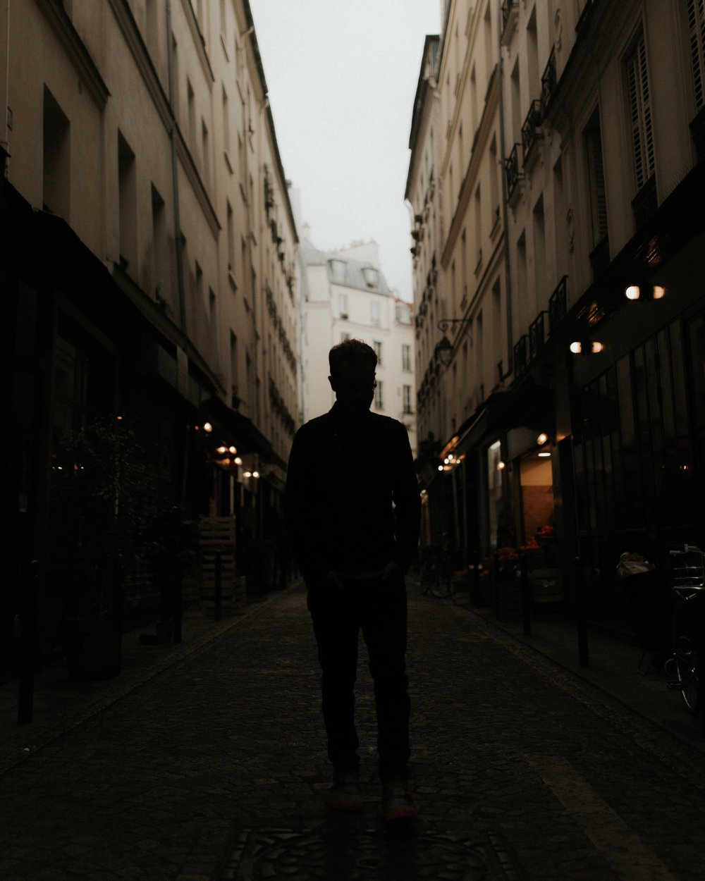 Paris Recs - This map allows you to wander aimlessly,while always knowing what's around the corner.