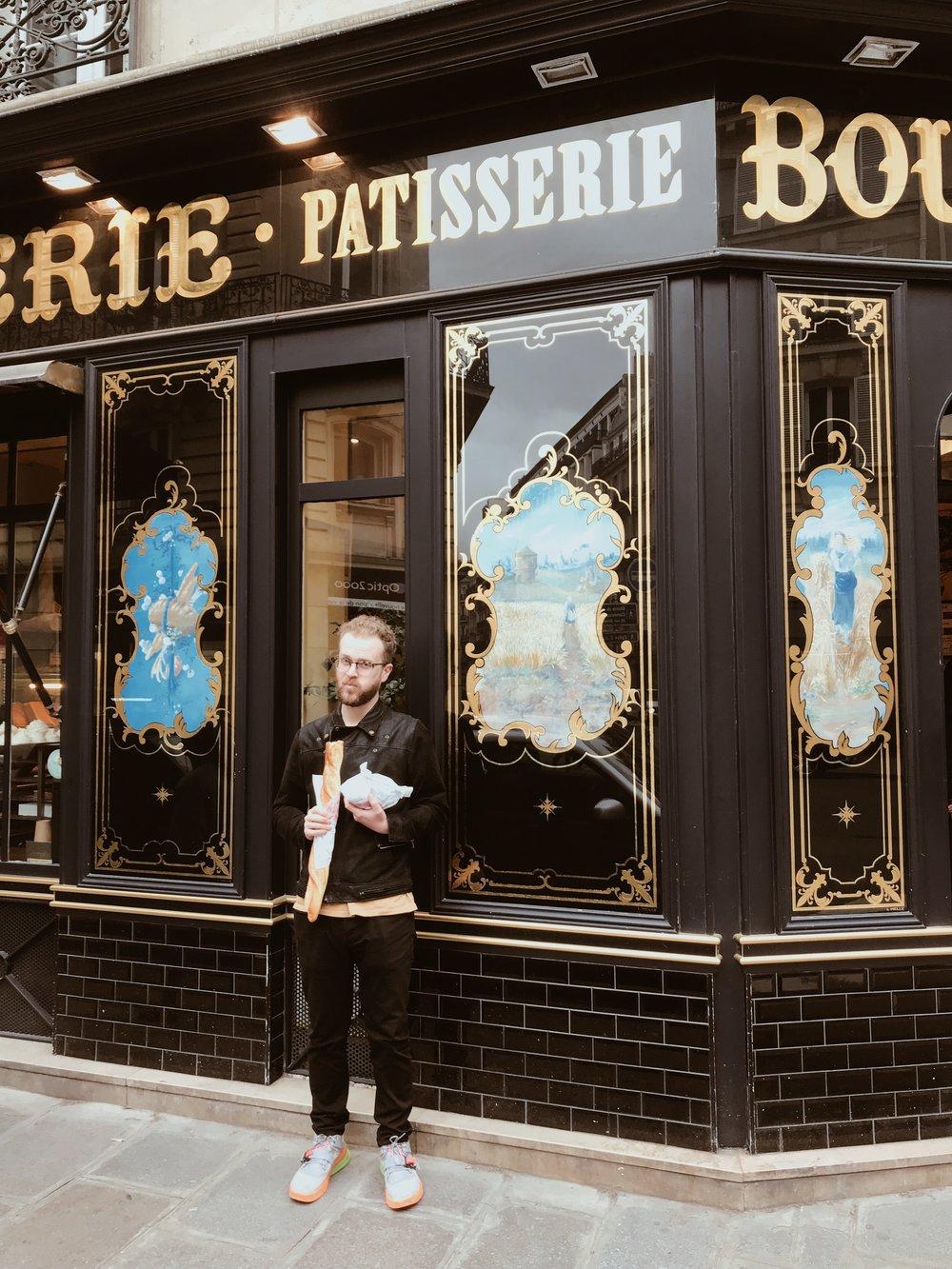"""Frannie's Bakery"""