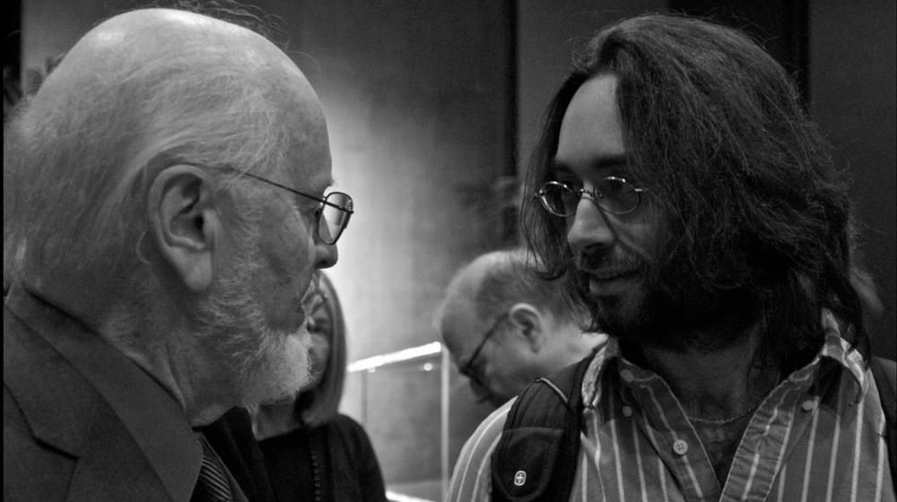 Besquet with Composer John Williams