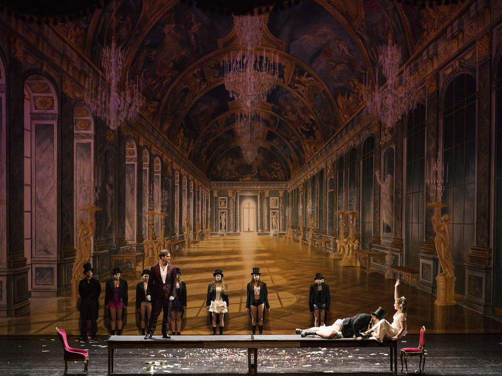THE THREEPENNY OPERA  Directed By  Thorleifur Örn Arnarsson