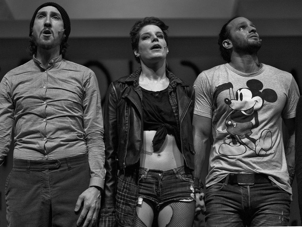 RENT   Jonathan Larson    Christopher Ryan  |  Sybille Lambrich  | Sasha Di Capri