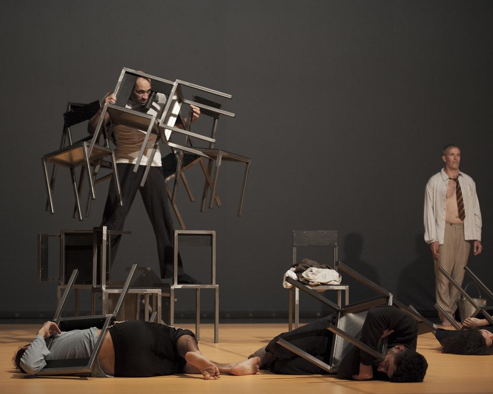 THE STRANGER  Artistic Direction  -Rosamund Gilmore